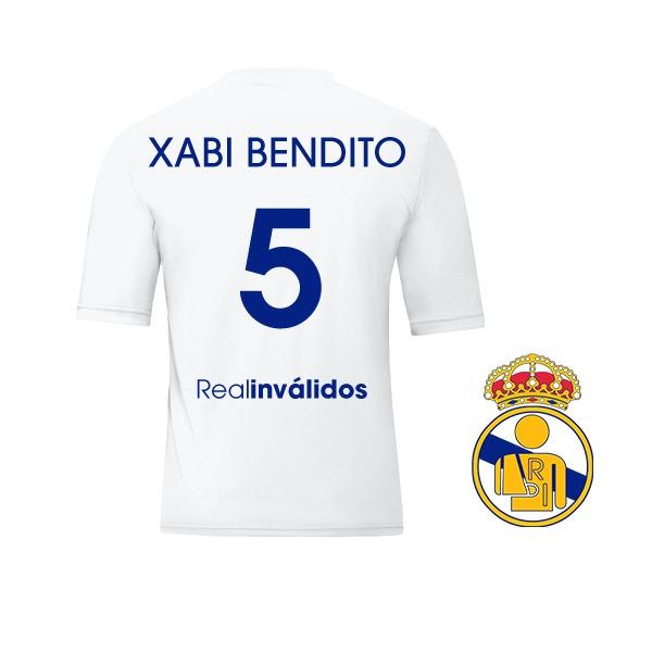 XABI BENDITO